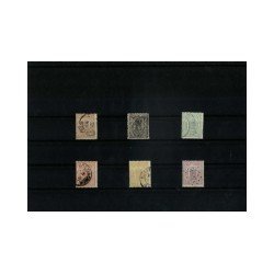 1869-1871 Nederland Jaargangen | Postzegels