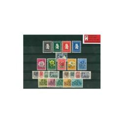 1952 Nederland Jaargang   Postzegels