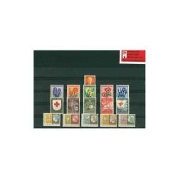 1953 Nederland Jaargang   Postzegels