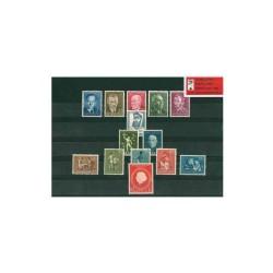 1954 Nederland Jaargang | Postzegels