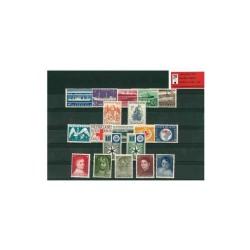 1957 Nederland Jaargang   Postzegels