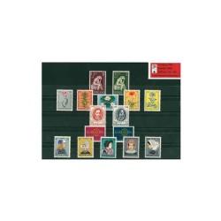 1960 Nederland Jaargang   Postzegels