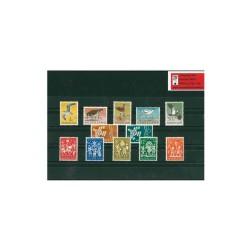 1961 Nederland Jaargang   Postzegels