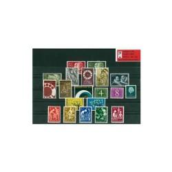 1962 Nederland Jaargang   Postzegels