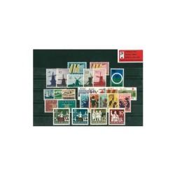 1963 Nederland Jaargang   Postzegels