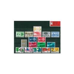 1968 Nederland Jaargang   Postzegels