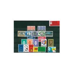1969 Nederland Jaargang   Postzegels