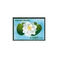 2007 Nederland Port Betaald | Lelie's en waterlelie met TNT logo