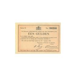 Amsterdam  1 Gulden 1914