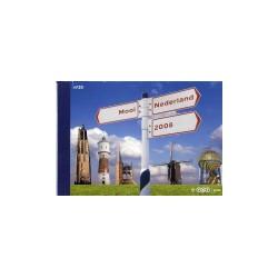 2008 Nederland Prestige boekje Mooi Nederland