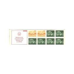 1978 Suriname Postzegelboekje Bereikt uw brief de geadresseerde? Adresseer juist en volledig.