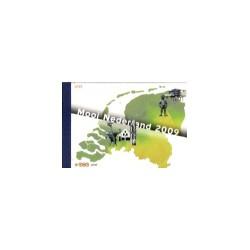 2009 Nederland Prestige boekje Mooi Nederland