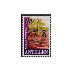2009 Ned. Antillen Jaar van de os
