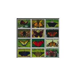 2009 Ned. Antillen Vlinders