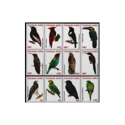 2009 Ned. Antillen Vogels