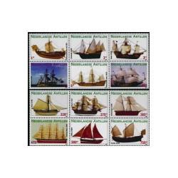 2009 Ned. Antillen Zeilschepen