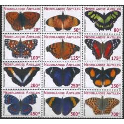 2010 Ned. Antillen vlinders