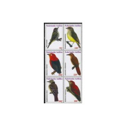 2010 Ned. Antillen Vogels