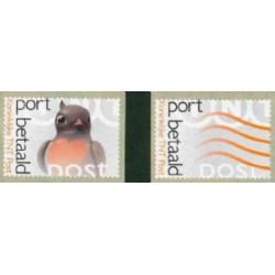 2010 Nederland Port Betaald | TNT-post symbolen