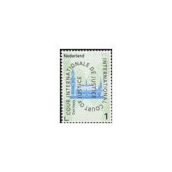 2011 Nederland Dienstzegels | COUR INTERNATIONALE DE JUSTICE