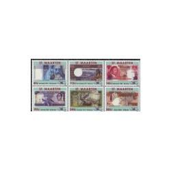 2011 Sint Maarten Papiergeldbeurs Maastricht