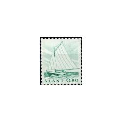 1984 Åland postzegels | Zeilschepen