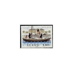 1988 Aland Zegel 'Postal Service'