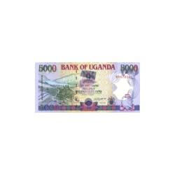 Uganda5.000Shillings1998