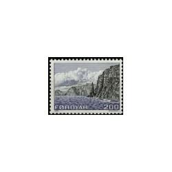 1975 Faröer Serie 'Kaarten en Landschappen'