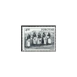 1995 Faröer Serie 'Leven rond 1900'