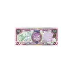 Trinidad & Tobago20Dollars2002