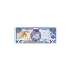 Trinidad & Tobago100Dollars2002