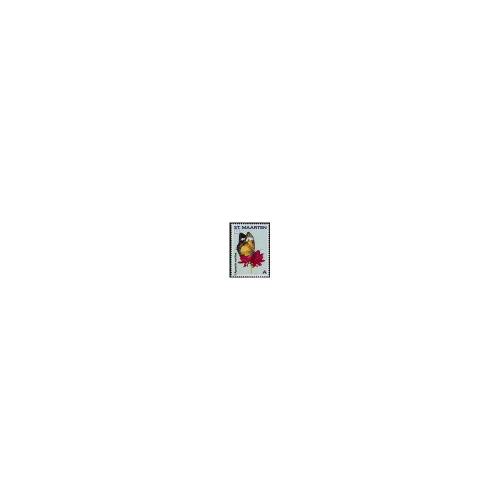 2011 Sint Maarten Frankeerzegels