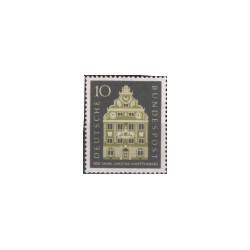 1957 Duitsland (BRD) zegel '500 Jahre Landtag Württemberg. Wz. 5'