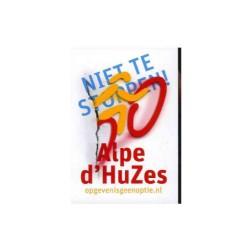 2012 Persoonlijke postzegels Postset Alpe d'Huzes.