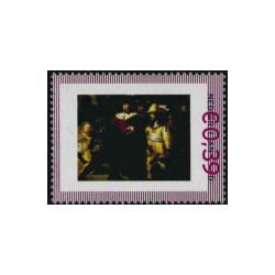 2006 Nederland persoonlijke postzegel | Rembrandt en zijn leerlingen: De Nachtwacht