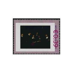 2006 Nederland persoonlijke postzegel | Rembrandt en zijn leerlingen: De Staalmeesters