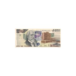 Mexico2.000Pesos1989