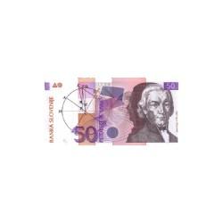 Slovenia50Tolarjev1992