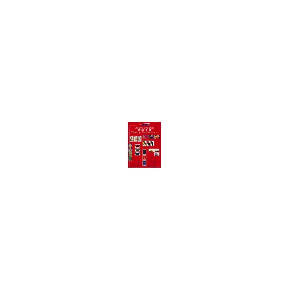 2010 Jaarcollectie Nederlandse Antillen  postzegels