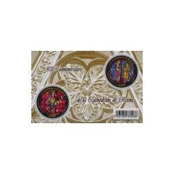 2011 Frankrijk zegels in blad - Kathedraal van Reims