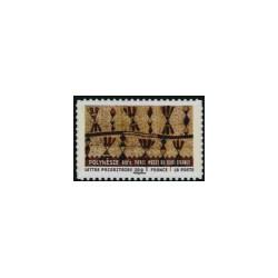 2011 Frankrijk ZK Textiel uit de wereld - Plynesië