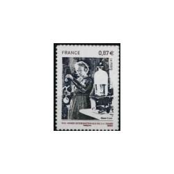2011 Frankrijk ZK Jaar van de chemie - Marie Curie