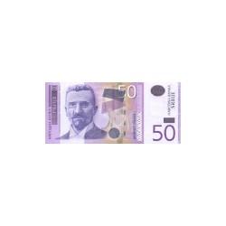 Serbia50Dinara2005