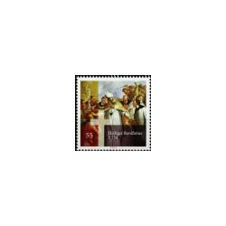 2004 Duitsland (BRD) zegel 'Bonifatius. 1250. Todestag'