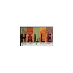 2006 Duitsland (BRD) zegel '1200 J. Halle'