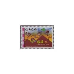 2012 Curaçao Kinderzegels