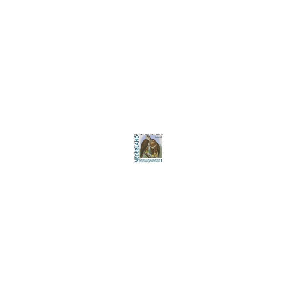 2011 Nederland persoonlijke postzegels | Vogels, Buizerd