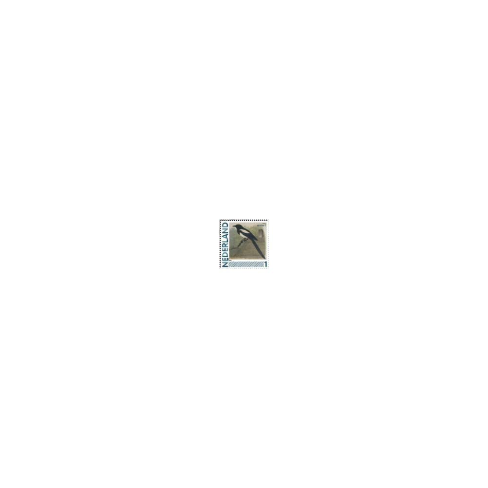 2011 Nederland persoonlijke postzegels | Vogels, Ekster