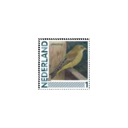 2011 Nederland persoonlijke postzegels | Vogels, Groenling